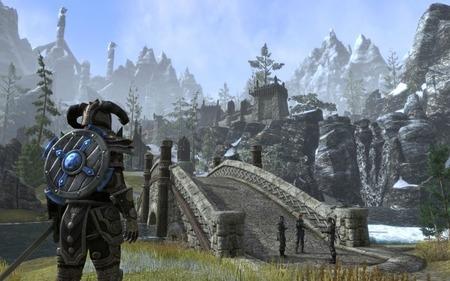'The Elder Scrolls Online' se deja ver en una nueva galería de imágenes