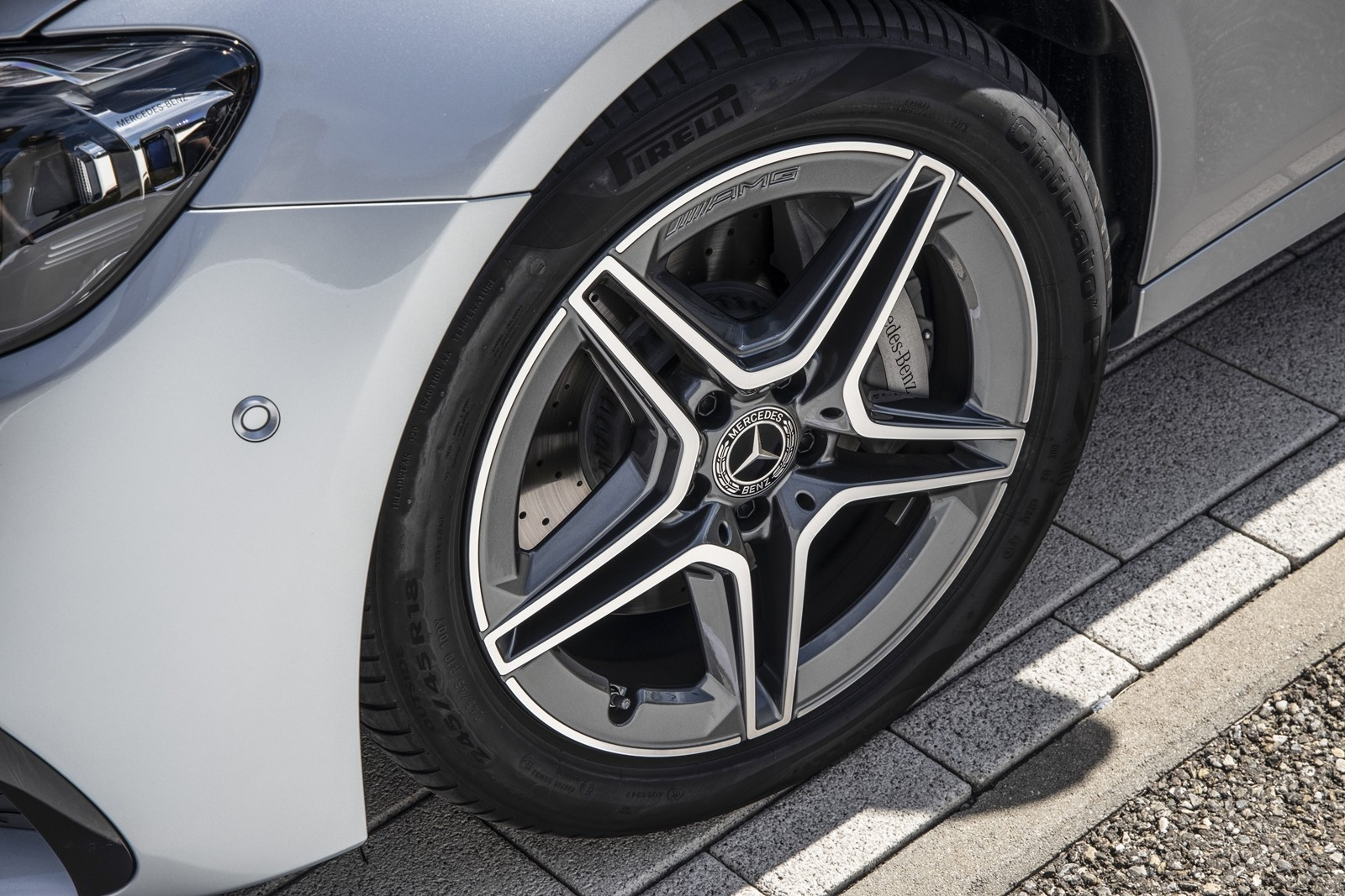 Foto de Mercedes-Benz Clase E 2020, prueba contacto (10/135)