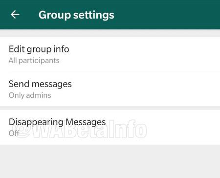 Whatsapp Mensajes Borran Automaticamente