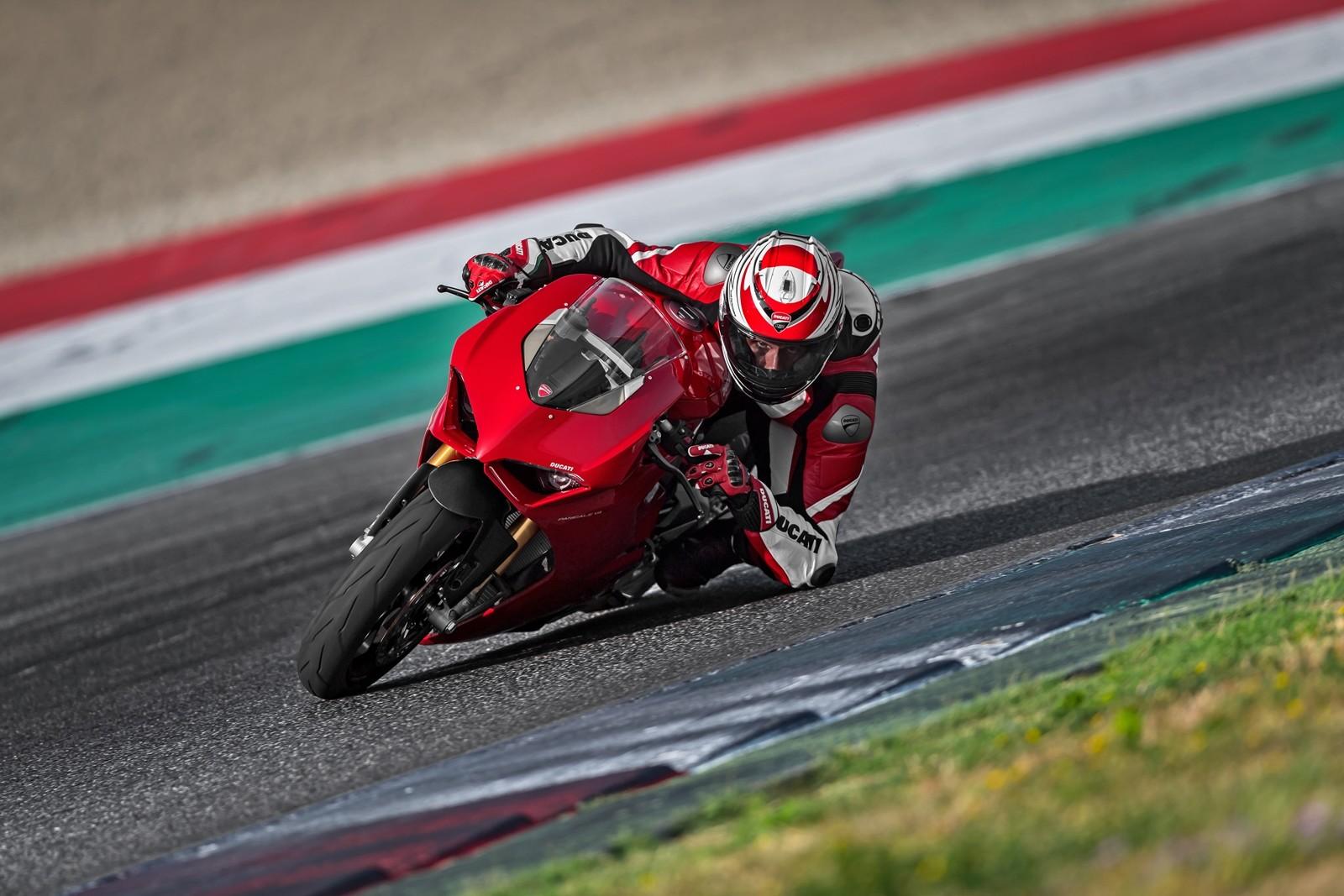 Foto de Ducati Panigale V4 2018 (25/52)