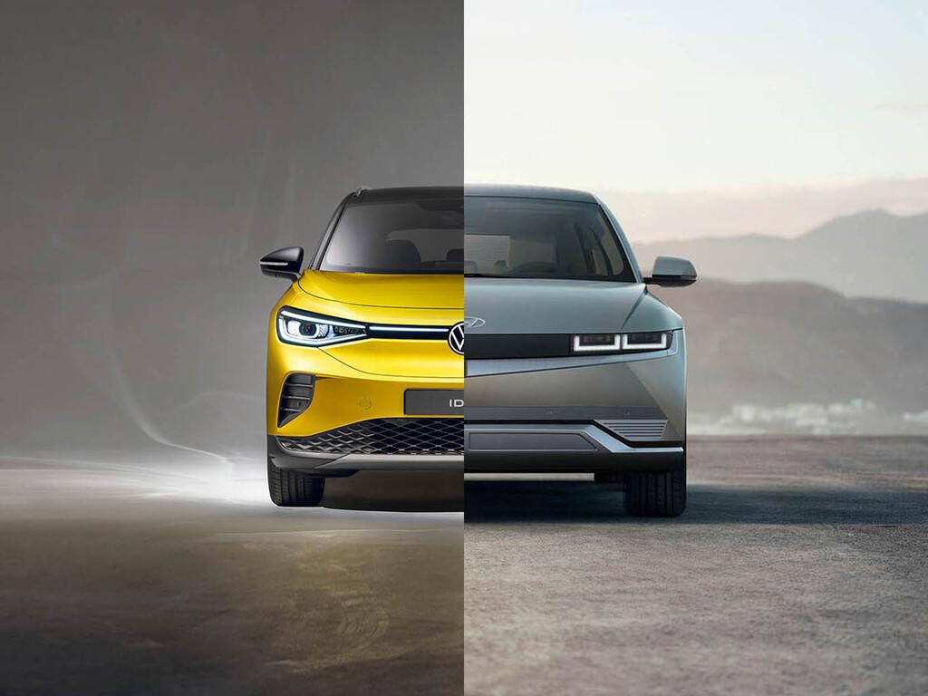 Comparativa Volkswagen ID.4 vs Hyundai Ioniq 5: ¿cuál es mejor para comprar?