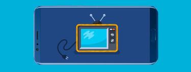 Ocho aplicaciones para ver la televisión gratis en un móvil Android