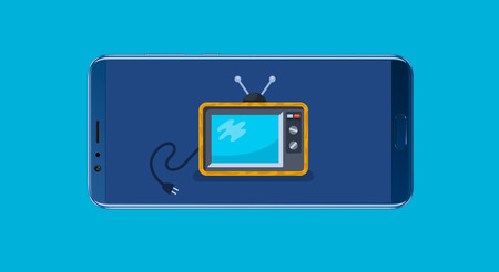 Nueve aplicaciones para ver la televisión gratis en un móvil Android