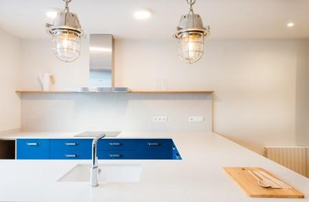 Airbnb Classic Blue Casa En Terrassa Espana