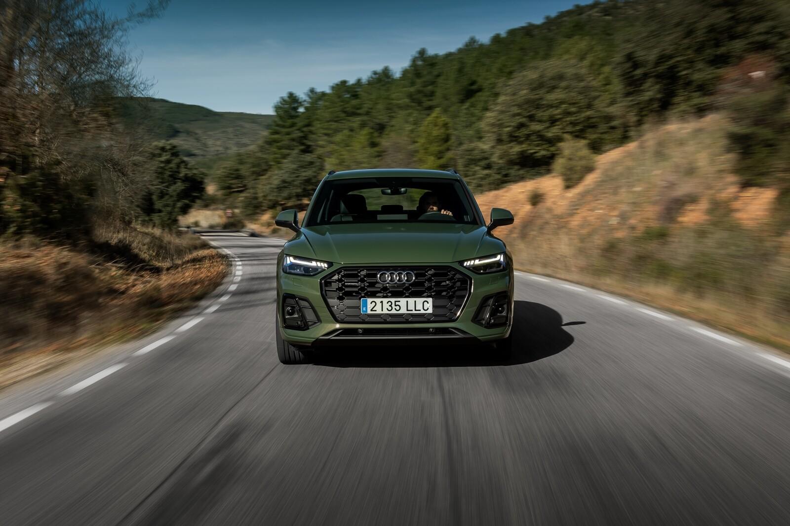 Foto de Audi Q5 2020, prueba (18/52)
