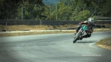 Campeonato Gallego de Scooter y Motos Clásicas, quiero una motocicleta