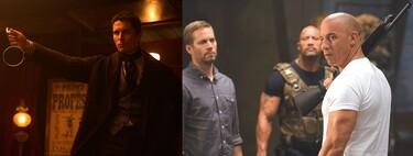 Las nueve mejores películas para ver gratis en abierto este fin de semana (25-27 septiembre): 'El truco final', 'Fast & Furious 6' y más