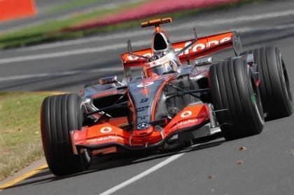 Fernando Alonso contento con el resultado