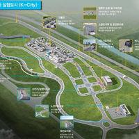 Corea del Sur estrenará K-City, 360.000 metros cuadrados de patio para jugar con coches autónomos