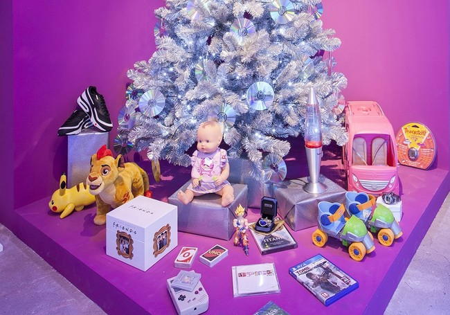 La Maquina Del Tiempo De Ebay Navidad Anos 90