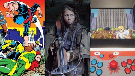 Seis planes imprescindibles para el fin de semana: 'Tribus de Europa', 'Capcom Arcade Stadium', 'X-Factor' y mucho más