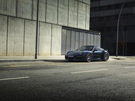 Porsche 911 Turbo 2021 12