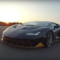 Así se debe conducir un Lamborghini Centenario, en la pista y sacándole el mayor provecho