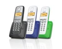Gigaset lanza su nuevo y colorido teléfono inalámbrico A230