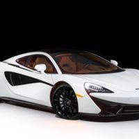 Pura belleza británica en blanco y negro con el McLaren 570GT by MSO Concept, sólo en Pebble Beach