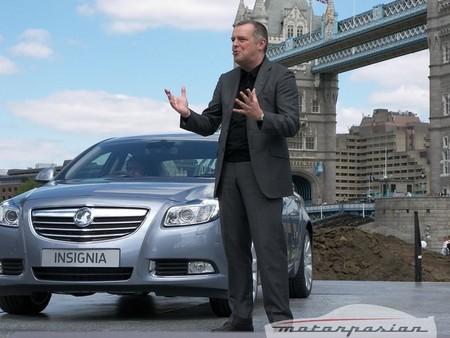 Volvo ficha a un ex-directivo de Opel, Alain Visser