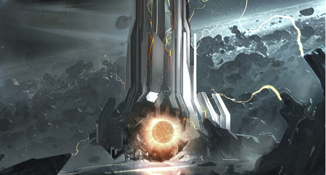 Monolith Halo 4