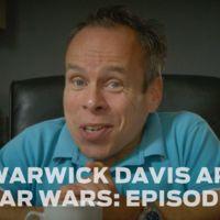 Warwick Davis tendrá un hueco en 'Star Wars: Episodio VII'