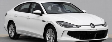¡Filtrado! El Volkswagen Lamando está listo para China, con un diseño fuera de lo común en VW