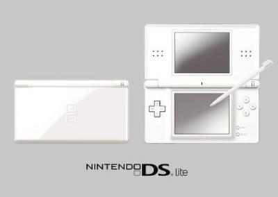 Nintendo DS Lite, nueva consola