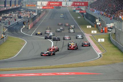 La FIA modifica el calendario del Mundial de F1 2009