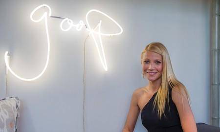 Gwyneth Paltrow siguiendo una dieta detox