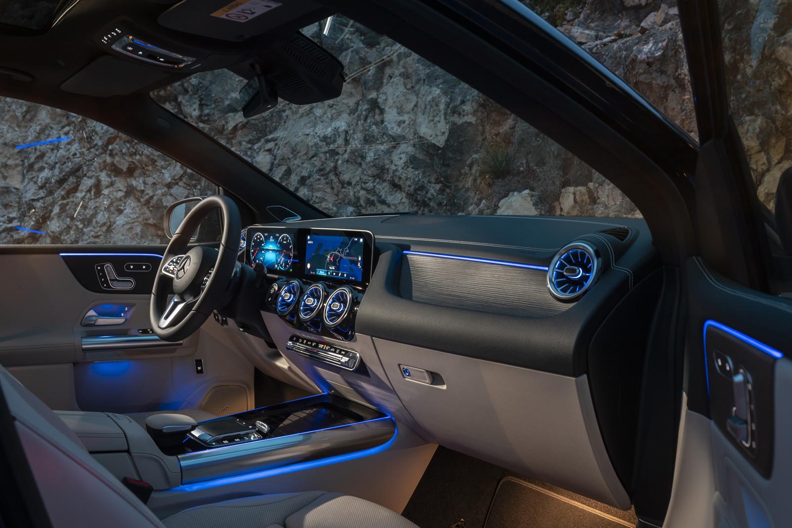 Foto de Mercedes-Benz Clase B 2019 (8/157)