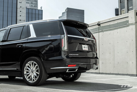 Cadillac Escalade 2021 Opiniones Prueba Mexico 7