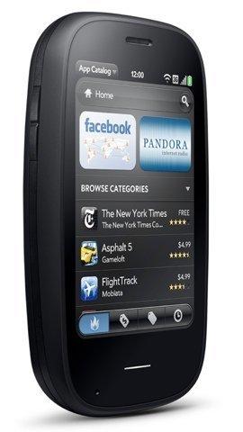 Palm Pre 2 y WebOS 2.0 hacen acto de presencia
