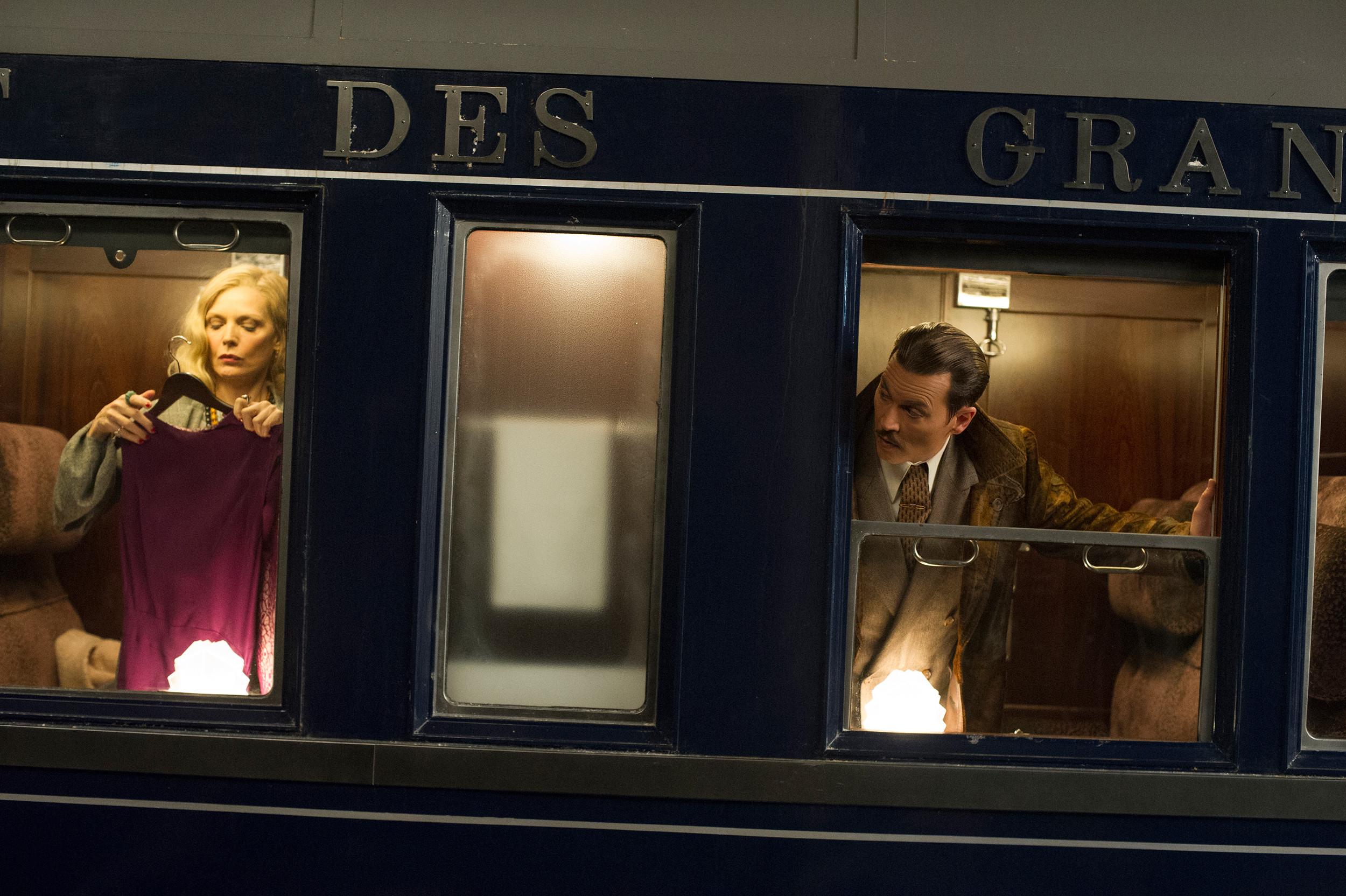 Foto de Vestuario 'Asesinato en el Orient Express' (17/35)