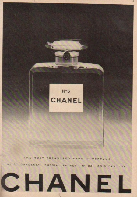 Chanel No. 5 - 1952