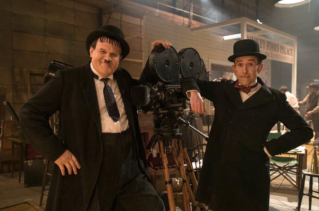 Tráiler de 'Stan & Ollie': John C. Reilly y Steve Coogan se transforman en el mítico dúo cómico