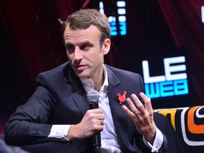 Facebook y Apple tendrán más de un dolor de cabeza con el nuevo gobierno de Macron