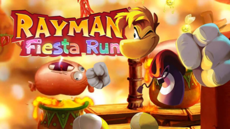 Finalmente, Rayman Fiesta Run se pone disponible para Windows Phone 8