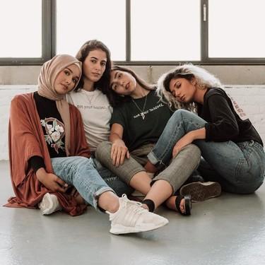 Esta marca de ropa que solo fabrica en Palestina quiere recordar a las mujeres de Oriente Medio que no están solas frente al acoso