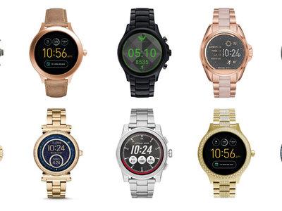 Gran día para Android Wear 2:0: nuevos relojes de Casio, Diesel, Armani, Misfit, Korss y más