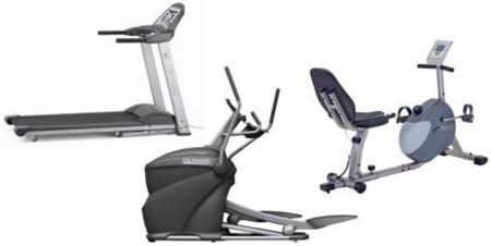 Mejora la resistencia alternando las máquinas aeróbicas