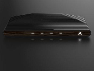 Así luce la Ataribox, la nueva consola de Atari