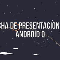 Google anuncia la fecha de presentación de Android O y nos da pistas sobre su nombre