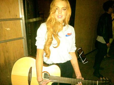 Sólo espero que lo del embarazo de Lindsay Lohan sea una inocentada