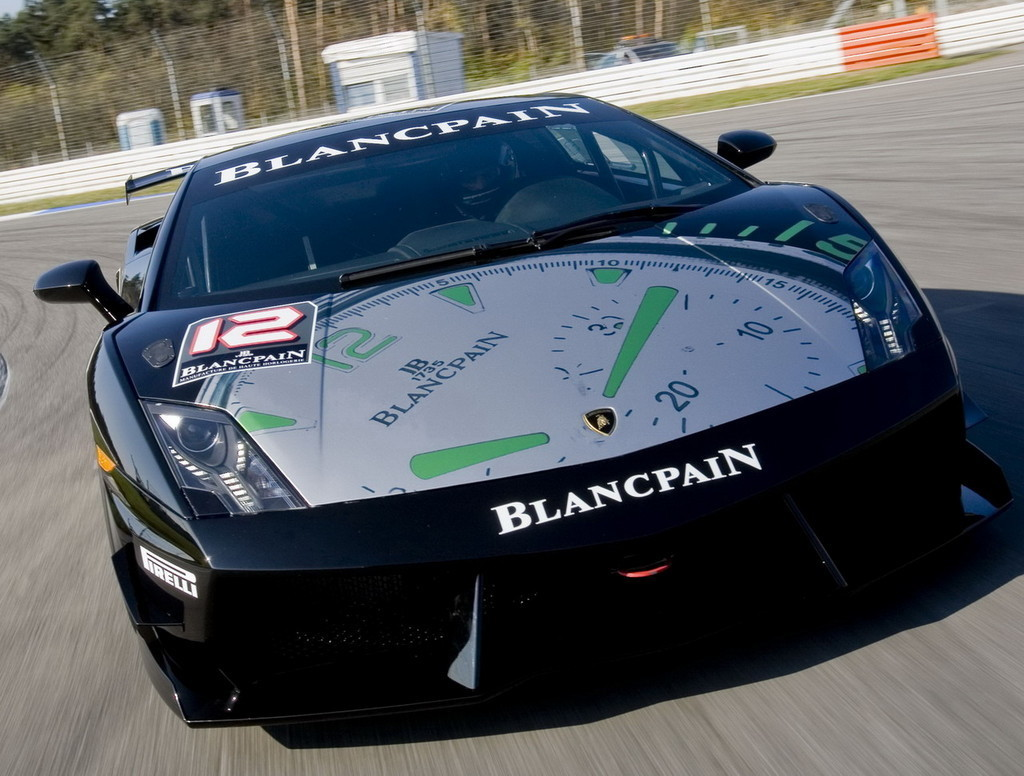 Foto de Lamborghini Super Trofeo Gallardo LP560-4 (8/17)