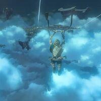 'The Legend of Zelda: Breath of the Wild 2', este es el primer alucinante tráiler del nuevo juego de la saga que llegará en 2022