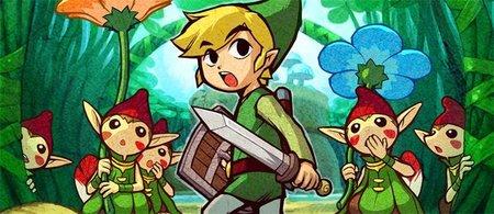 Nintendo da a conocer la línea temporal de 'The Legend of Zelda'