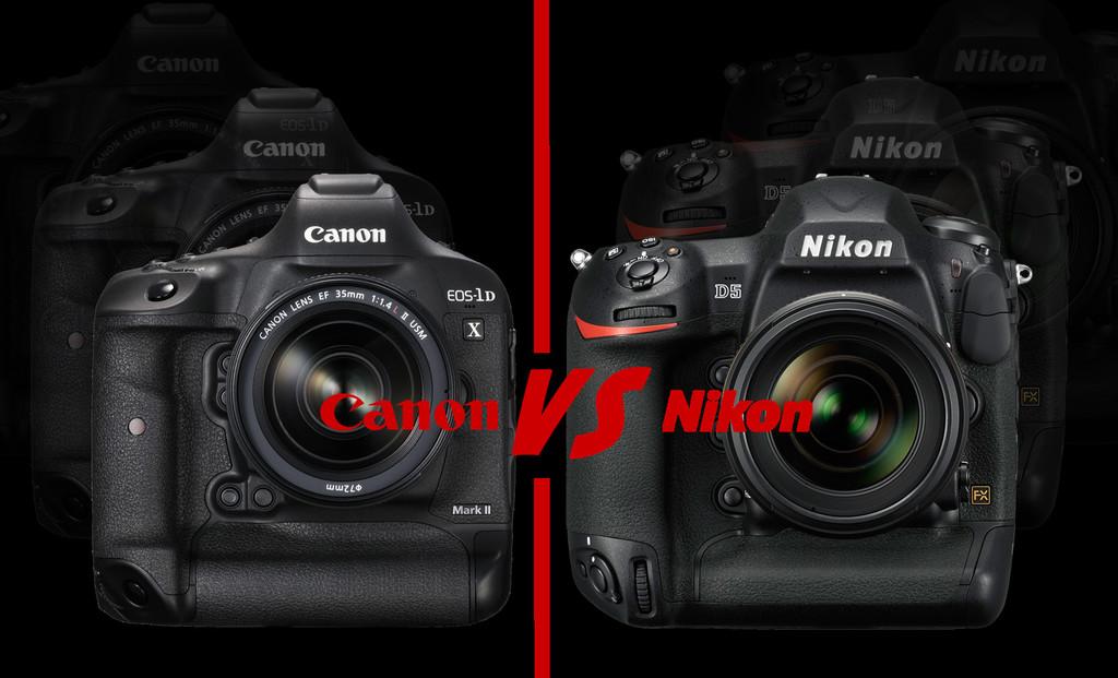 Canon vs Nikon: La historia de una rivalidad legendaria en el planeta de la fotografía