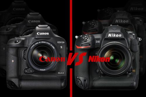 Canon vs Nikon: La historia de una rivalidad legendaria en el mundo de la fotografía