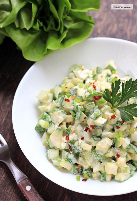 Paseo por la gastronomía de la red: recetas con frutas y verduras de verano