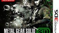 'Metal Gear Solid 3D: Snake Eater' llegará a Europa el 8 de marzo