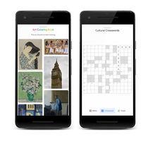 La app de Google Arts & Culture añade cinco juegos interactivos para aprender arte, historia y cultura