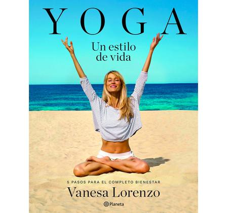 Libro Yoga Bienestar