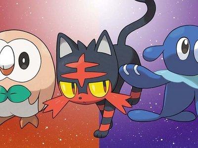 Inicia la nueva misión global para Pokémon Sun y Moon